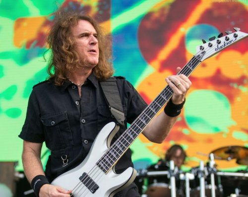 Dave Mustaine confirms David Ellefson will not appear on upcoming Megadeth album