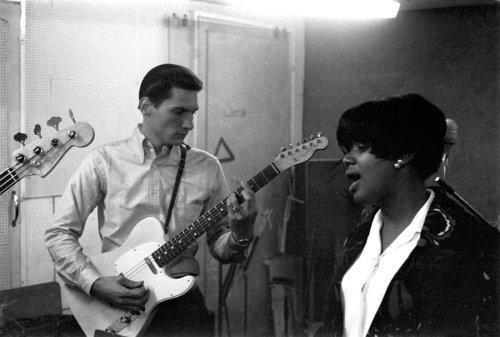 Steve Cropper's 24 hour session that made Otis Redding a legend