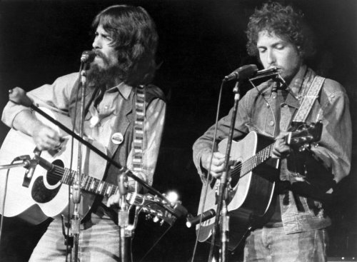 Rare audio of Bob Dylan and George Harrison covering The Beatles song 'Yesterday'
