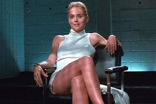'Basic Instinct', Sharon Stone and the troubling truth about the infamous 'leg cross' scene