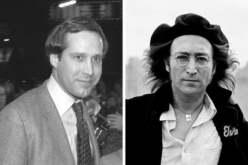 "Chevy Chase on why people were ""frightened"" of John Lennon"