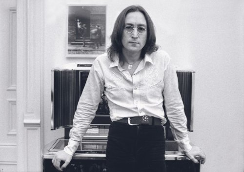 The only two artists John Lennon wanted to produce