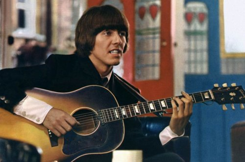 Listen to George Harrison's mesmerising isolated vocals of The Beatles' iconic song 'Here Comes The Sun'