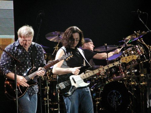 From Paul McCartney to Flea: Rush's Geddy Lee picks his 10 favourite bassists of all time