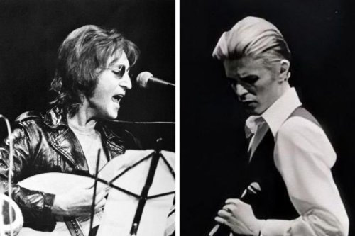 The Story Behind the Song: David Bowie and John Lennon's middle finger to 'Fame'