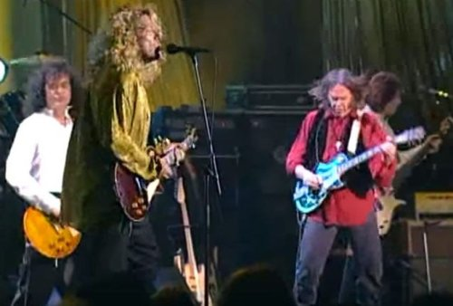The song Neil Young wrote about Led Zeppelin
