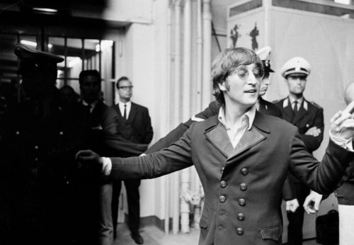 The moment The Beatles' John Lennon nearly killed his friend