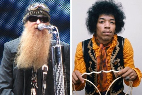 What Jimi Hendrix taught ZZ Top's Billy Gibbons