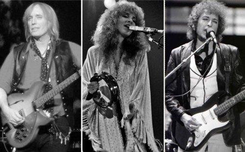 Watch Stevie Nicks, Tom Petty and Bob Dylan perform 'Knockin' on Heaven's Door'