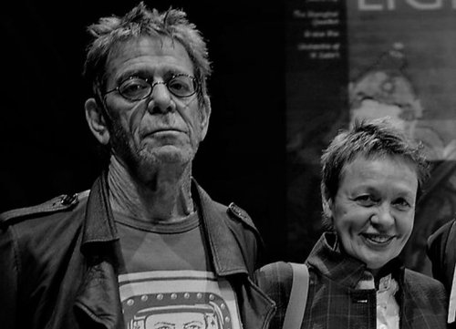 Laurie Anderson's favourite Lou Reed song