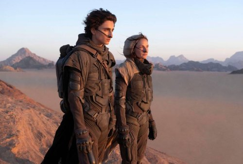 A travel guide to the filming locations used in Denis Villeneuve movie 'Dune'