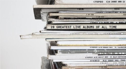 The 20 greatest live albums of all time