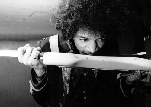 From Eric Clapton to Muddy Waters: Jimi Hendrix's 10 favourite guitarists