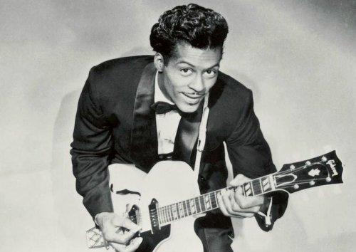 The Chuck Berry tribute film 'Hail! Hail! Rock 'n' Roll' and the magical spirit of John Lennon