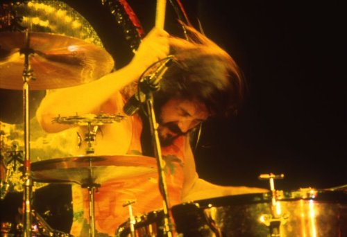 Hear John Bonham's isolated drums for 5 Led Zeppelin songs for proof he was a genius