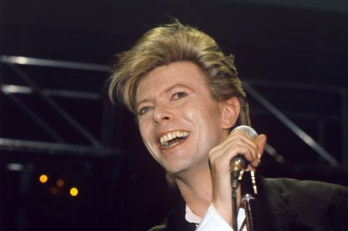 David Bowie on the two most important bands of the 1980s