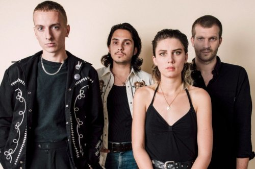 Watch Wolf Alice perform 'Smile' on Corden
