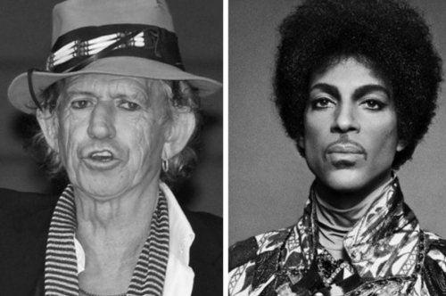 The reason why Rolling Stones guitarist Keith Richards hates Prince