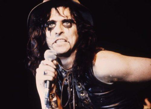 Alice Cooper remembers legendary recording session with Marc Bolan, Ringo Starr and Keith Moon