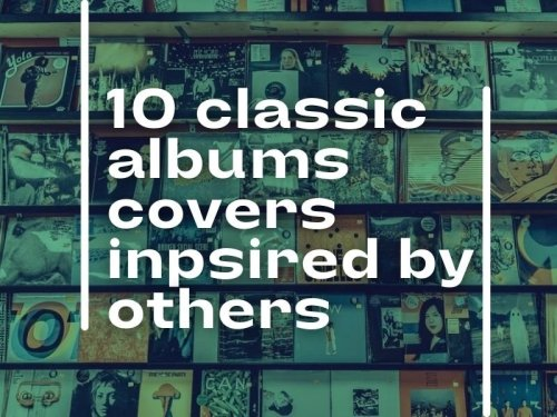 From The Clash to The Rolling Stones: 10 classic album covers inspired by other artists