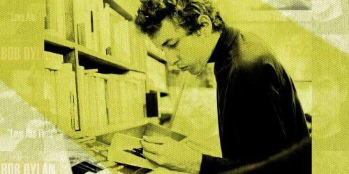 Did Bob Dylan steal lyrics for his album 'Love & Theft?'