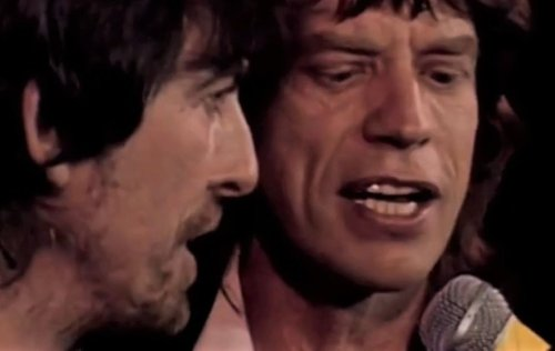 How George Harrison got The Rolling Stones their first record deal