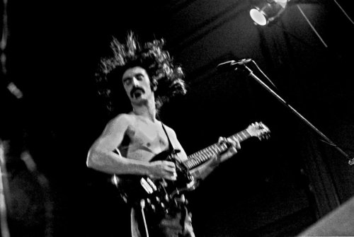 Frank Zappa's 6 greatest guitar solos of all time