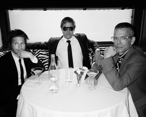 Interpol begin work on seventh studio album