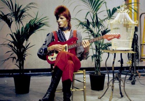 The Starmen: David Bowie's greatest collaborators