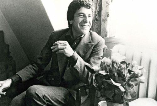 Leonard Cohen's ten best lyrics