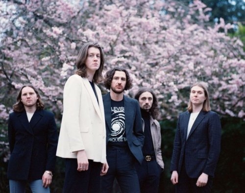 Watch Blossoms cover The Beatles song 'Paperback Writer' at Liverpool pilot gig