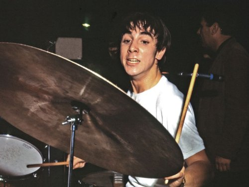 Keith Moon: Television, drum solos and a mystery school of goldfish