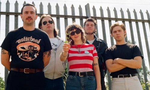 Chubby and the Gang share new track 'Lightning Don't Strike Twice'
