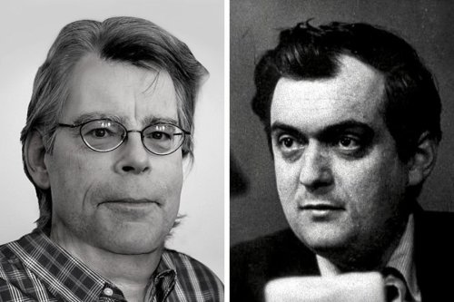 The moment Stanley Kubrick asked Stephen King if he believed in God