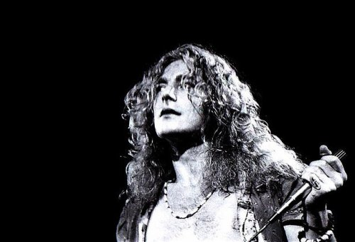Exploring Robert Plant's stunning record collection