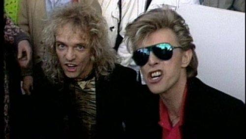 How David Bowie saved Peter Frampton's life