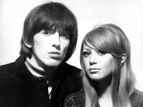The chance first meeting of Pattie Boyd and George Harrison