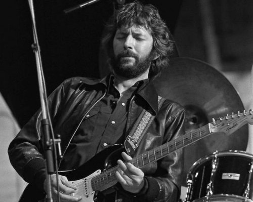 The guitarist that proved to Eric Clapton that rock 'n' roll wasn't dead