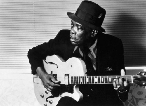 The King of The Boogie Blues: The life and times of John Lee Hooker