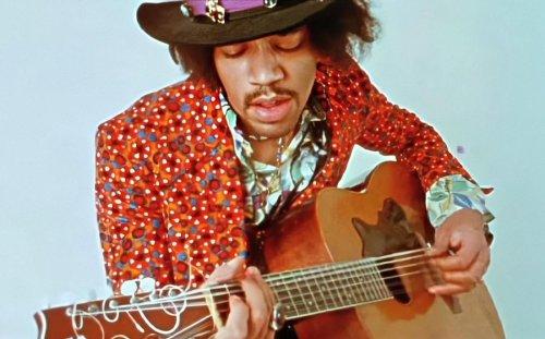 Jimi Hendrix's favourite album by The Beatles