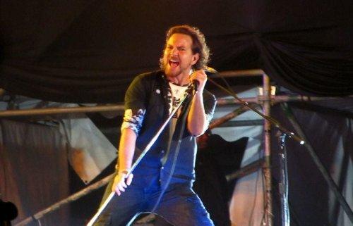 Revisit Eddie Vedder's sublime Talking Heads cover