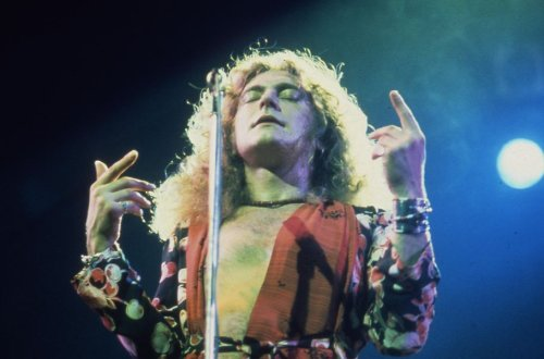 Watch Led Zeppelin rip through 'Whole Lotta Love' live from Royal Albert Hall, 1970