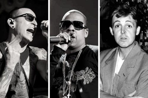 The excruciating moment Paul McCartney performed with Jay-Z and Linkin Park