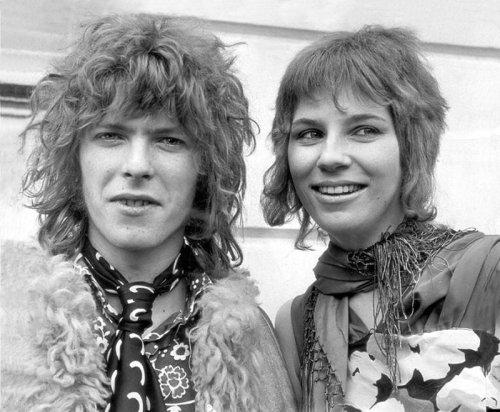 How the 1971 Glastonbury Festival saved David Bowie's career