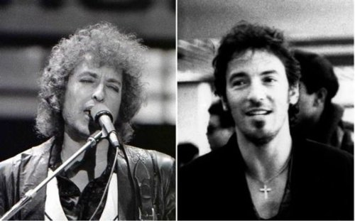 The vital songwriting lesson that Bob Dylan's music taught Bruce Springsteen