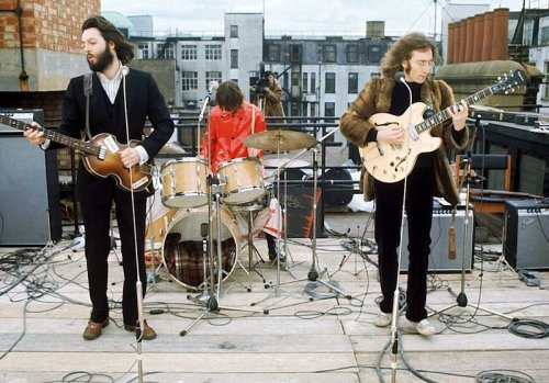 Revisiting The Beatles' final public performance