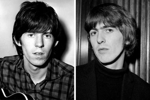 The reason why Keith Richards loved George Harrison's guitar playing