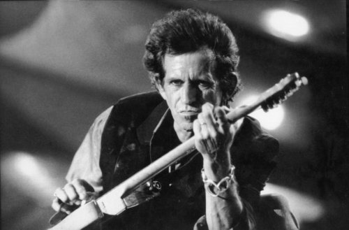 Keith Richards favourite soul, blues and R&B songs ever