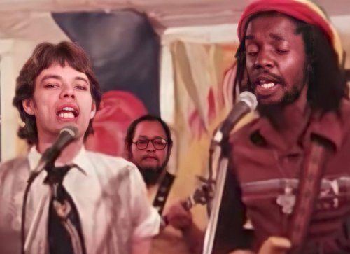 The controversial concert that convinced The Rolling Stones to sign reggae star Peter Tosh