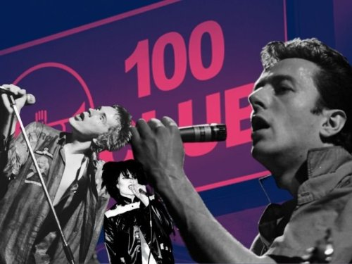 The '100 Club Punk Special': 45 years on from the stage inception of punk
